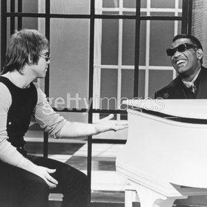 Image for 'Ray Charles & Elton John'
