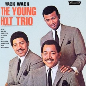 Image for 'The Young Holt Trio'
