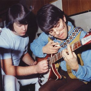Image for 'Brian Wilson and Van Dyke Parks'