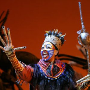 Image for 'The Lion King Broadway Cast'