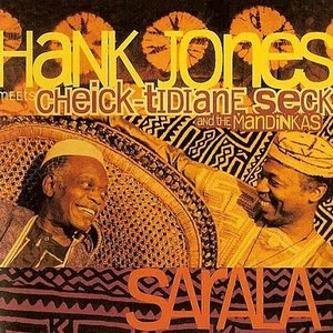 Image for 'Hank Jones Meets Cheick-Tidane Seck and the Mandinkas'