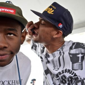 Image for 'Hodgy Beats and Tyler, The Creator'