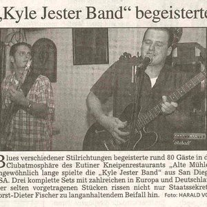 Image for 'Kyle Jester'