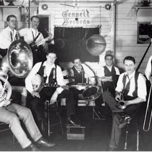 Image for 'Bix Beiderbecke & His Gang'