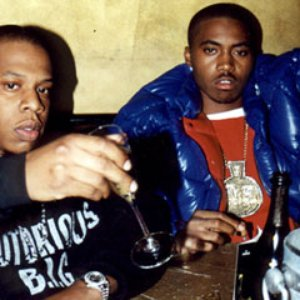 Immagine per 'Jay-Z & Nas'
