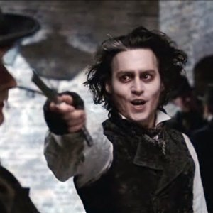 Image for 'Johnny Depp, Helena Bonham Carter, Jamie Campbell Bower'