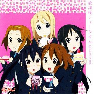 Image for 'Vo: Hirasawa Yui (Toyosaki Aki) / Cho: Akiyama Mio (Hikasa Yoko), Tainaka Ritsu (Satou Satomi), Kotobuki Tsumugi (Kotobuki Minako), & Nakano Azusa (Taketatsu Ayana)'