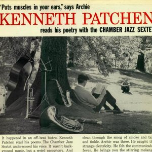 Immagine per 'Kenneth Patchen with The Chamber Jazz Sextet'