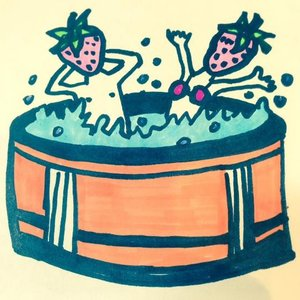 Image for 'Strawberry Jacuzzi'