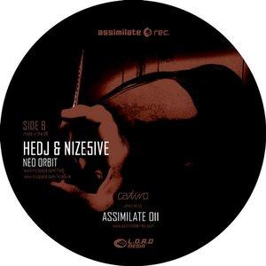 Image for 'Hedj & Nize5ive'