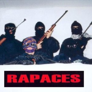Image for 'Rapaces'