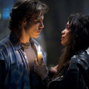 Image for 'Adam Pascal and Rosario Dawson'