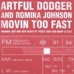 Image for 'Artful Dodger & Romina Johnson'