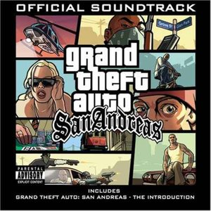 Image for 'Grand Theft Auto: San Andreas Soundtrack'