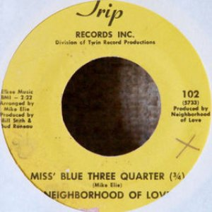 Image for 'neighborhood of love'