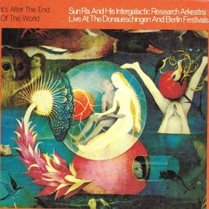 Image for 'Sun Ra and his Intergalactic Research Arkestra'
