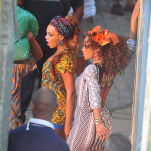 Image for 'Alicia Keys ft. Beyoncé'