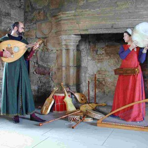 Image for 'Medieval Music'