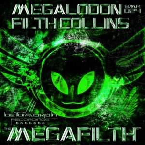 Image for 'Megalodon & Filth Collins'