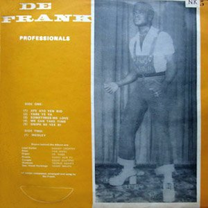 Image for 'De Frank Professionals'