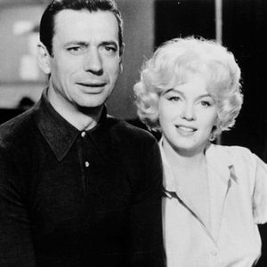 Image for 'Marilyn Monroe With Yves Montand & Frankie Vaughan'