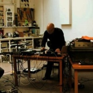 Image for 'Brian Eno with Jon Hopkins & Leo Abrahams'