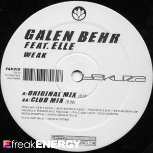 Image for 'Galen Behr feat. Elle'