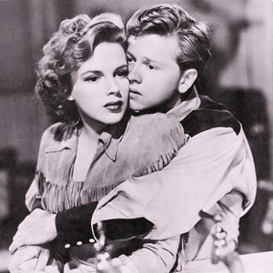 Image for 'Judy Garland & Mickey Rooney'