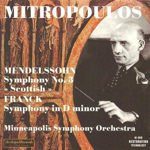 Image for 'Minneapolis Symphony Orchestra, Dimitri Mitropoulos'