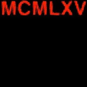 Image for 'MCMLXV'
