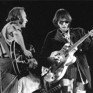 Image for 'Neil Young with Stephen Stills'