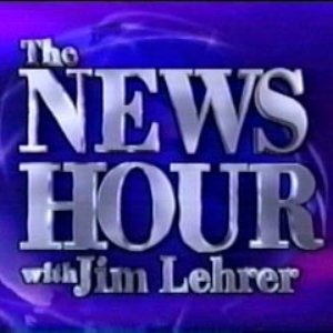 Image for 'NewsHour with Jim Lehrer'