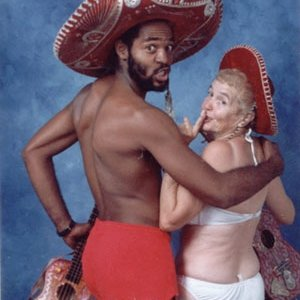 Image for 'Elton and Betty White'