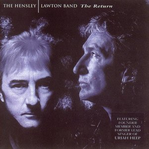 Image for 'The Hensley Lawton Band'