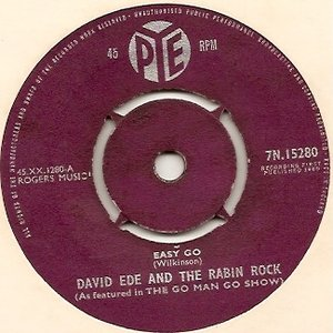 Image for 'David Ede & The Rabin Rock'