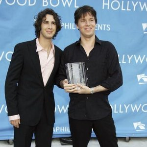 Image for 'Josh Groban (Featuring Joshua Bell)'