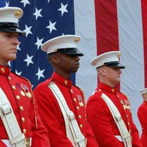 Bild für 'United States Marine Band'