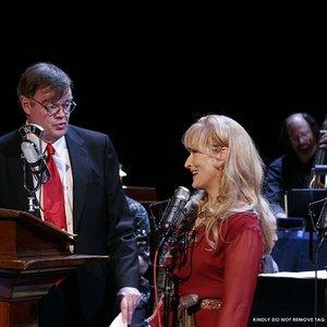 Image for 'Garrison Keillor & Meryl Streep'