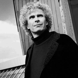 """Sir Simon Rattle/Wiener Philharmoniker""的封面"