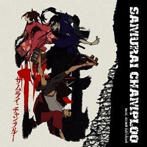 Image for 'Samurai Champloo OST'