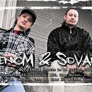 Image for 'Venom & Sovan'