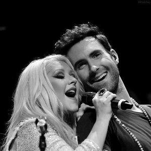 Imagen de 'Maroon 5 feat. Christina Aguilera'