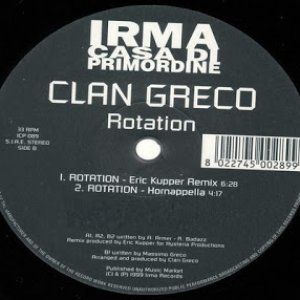 Image for 'Clan Greco'