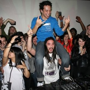 Image for 'Laidback Luke & Steve Aoki'