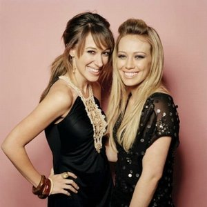 Image for 'Hilary & Haylie Duff'