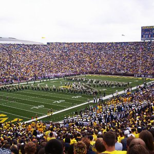 Image for 'Michigan Marching Band'