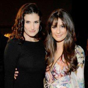 Image for 'Idina Menzel & Lea Michele'