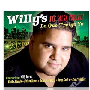 Image for 'Willy's NYC Salsa Project'