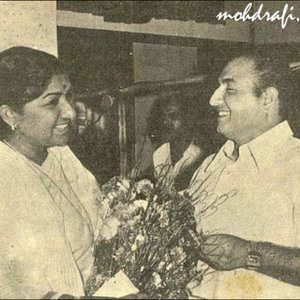 Image for 'Lata Mangeshkar And Mohd. Rafi'