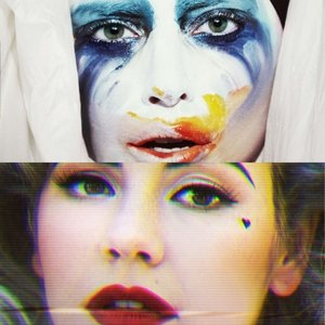 Bild für 'Marina and the Diamonds Vs Lady GaGa'